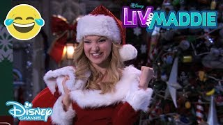 Liv And Maddie | Christmas Star | Disney Channel UK