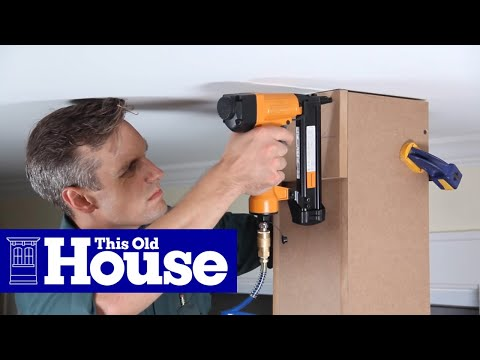 How to Build a Columned Room Divider - This Old House