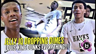 "Jelly Fam JQ and Louis King Get Revenge! Hudson Catholic Gets ""Slight Dub!"""