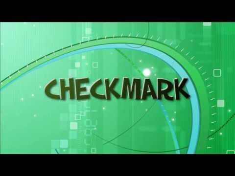 Checkmark en excel