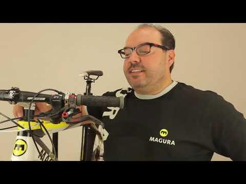 Shorten the tubing/hose of a MAGURA disc brake (MT8, MT6, MT4, MT2)