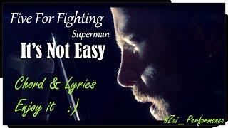 Superman+(It's+Not+Easy)+lyrics Videos - 9tube tv