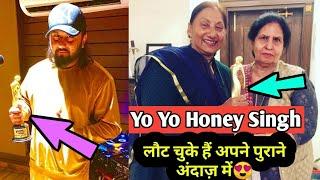 Download Yo Yo Honey Singh | Song Of The Year Award | आ गए हैं अपने पुराने अंदाज़ में Video