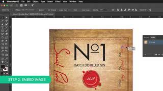 Embedding Images - Summit Labels Vancouver - V3C 6G1 - (604) 552-3410