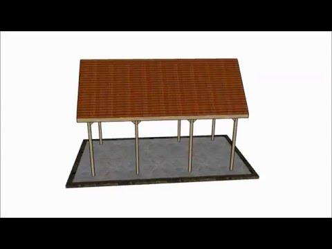 Backyard Pavilion Plans