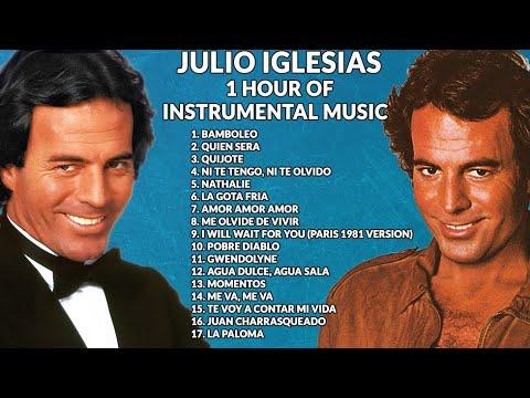 Yevgeniy Nikitenko plays Julio Iglesias - Instrumental Collection (Part 1)