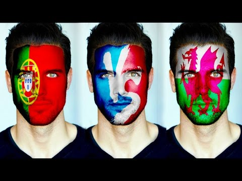 Face Paint in Photoshop | Face Painting Effect