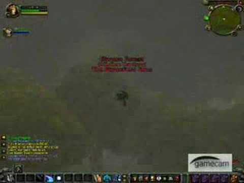 Private Server, flying in azeroth