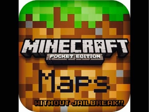 How to download mcpe maps without jailbreak!