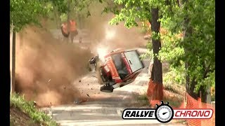 Best of Rallye Crash Compilation 2012 - 2017 [HD] - RallyeChrono