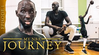 """""""I Haven't Been Home For 7 Years."""" 7'7"""" Tacko Fall Prepares For The Draft & Opens Up On Being TALL!"""