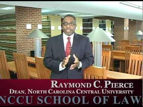 Dean Raymond C. Pierce, NCCU Law School