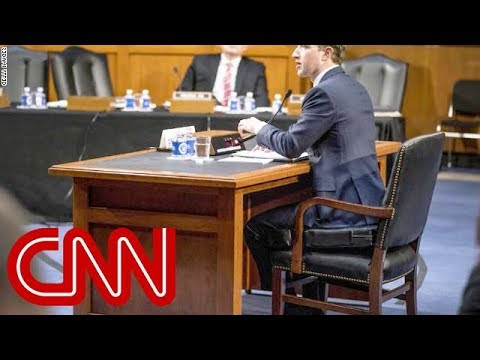 Internet roasts Zuckerberg for 'booster seat'