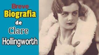 Breve Biografia De Clare Hollingworth