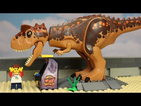 LEGO JURASSIC WORLD ARCADE 2