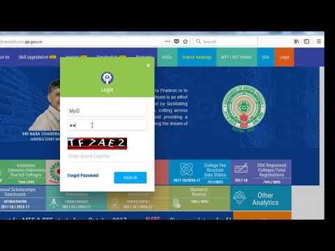 jnanabhumi.ap.gov.in login - How to Sign-In?