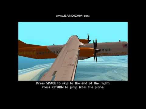 GTA San Andreas - ATR 72-500 Harimau Malaya Airlines