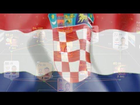 FIFA 15 - Croatia Squad - Ultimate Team
