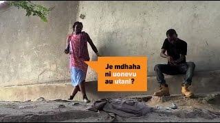 Je mzaha ni uonevu au utani? Kona ya Vichekesho na Masai - Minibuzz Tanzania