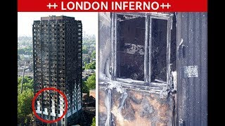 Ground Zero: First pic of 'flat where London tower inferno started'