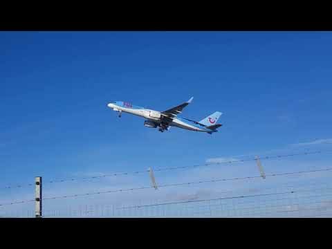 90 subscribers special Bristol Airport plane spotting must watch