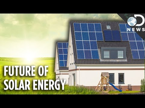 Can Nanotechnology Turn Windows Into Solar Panels?