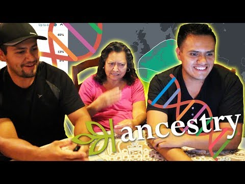 Mexicans React to Ancestry DNA Kit! We're African??