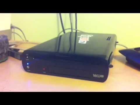 Wii u disc drive problems!!!!