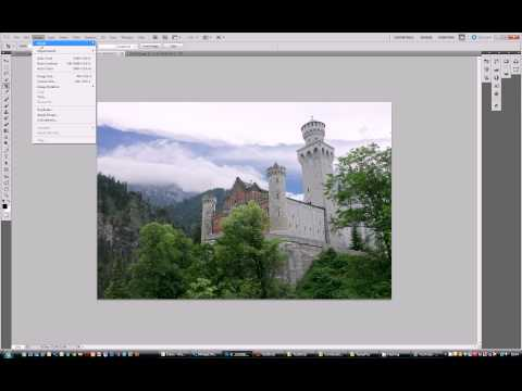 Saving Photoshop images for DPI club competitions