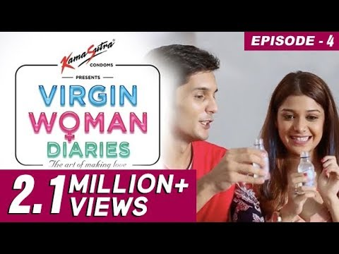 Virgin Woman Diaries – Evicted Virgin | Ep 04 | Web Series | Kabir Sadanand | FrogsLehren | HD