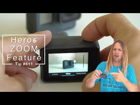 GoPro: Hero6 Zoom Feature - my thoughts - GoPro Tip #611