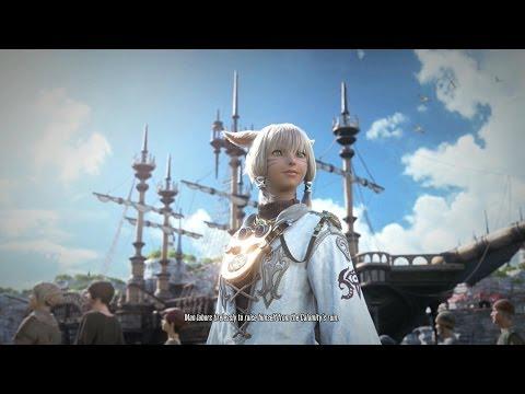 Final Fantasy XIV: A Realm Reborn - PS4 Beta - 30 Minutes of Gameplay (1080p)