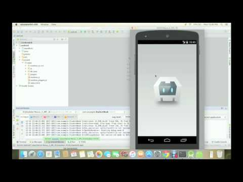 Creating an installable mobile app in Android Studio using Ionic framework and Cordova