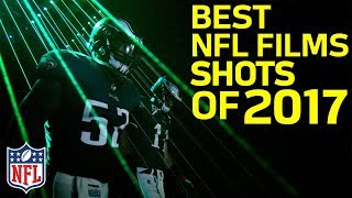 The Best Highlights of the 2017 Season Through the Eyes of NFL Films | NFL Highlights