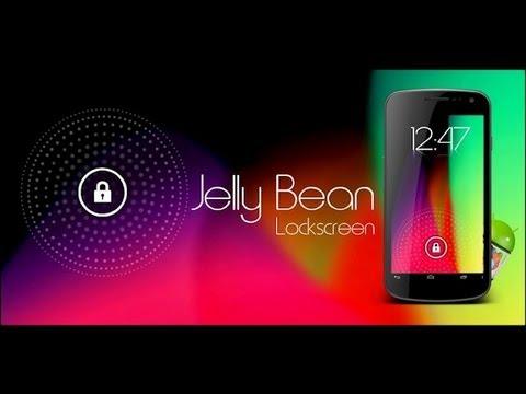 How to Get Jelly Bean LockScreen on Any Android Device [Free] [Holo Locker]