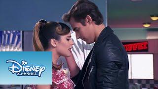 """Violetta: Video Musical """"Nuestro camino"""""""