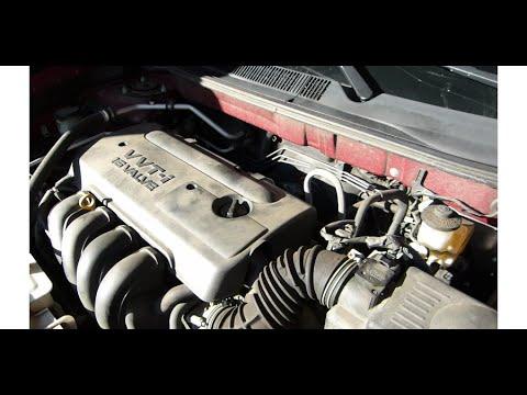Pontiac Vibe (Toyota Matrix) Engine Mount (Motor Mount) Replacement