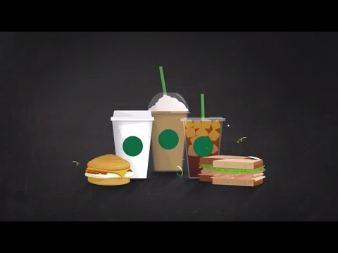 Earn free drinks with Starbucks Rewards
