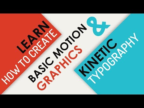 PowerPoint Animation Tutorial Motion Graphics and Kinetic Typography
