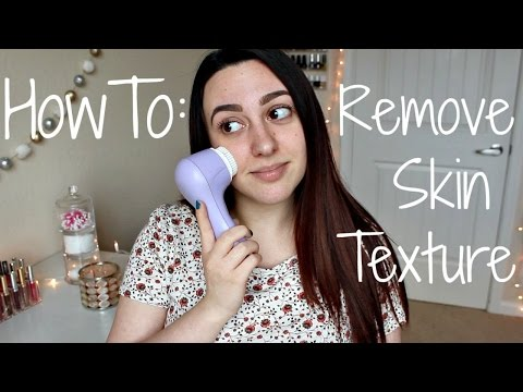 How To Remove Skin TEXTURE