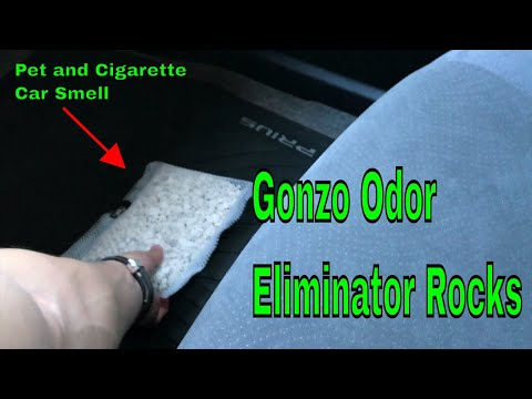 ✅  How To Use Gonzo Odor Eliminator Rocks Natural Magic Review