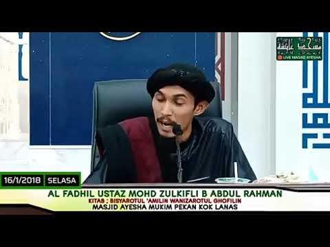 Bukan mudah untuk mendapatkan TAQWA (Al Fadhil Ustaz Zulkifli Bin Abdul Rahman)