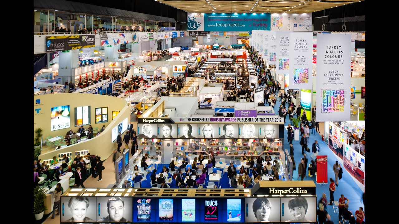 The London Book Fair Overview