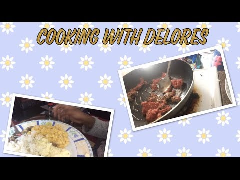 Cooking with Delores🤤 ~BeautybyDelores