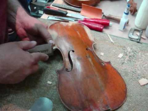 Reform of the old violin artist Sami Shawa-old more than 100 years