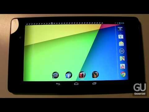My Nexus 7 (2013) Lockscreen & Homescreen Setups