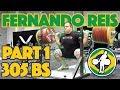 Fernando Reis Part 1/2 (130kg Muscle Sn + 170kg Hang Sn + 210kg C&J + 305kg BS) - 2017 WWC [4k 60]