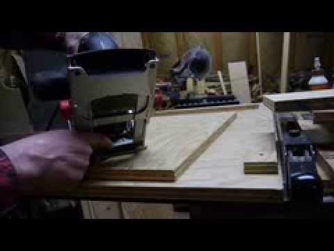 Building Drawers with a Biscuit Joiner