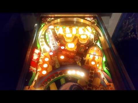 Williams Time Fantasy Pinball Fixup (Part 1)
