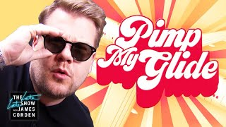 Pimp My Glide: James Corden